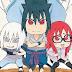 Especial - Uchiha Sasuke no Sharingan Den