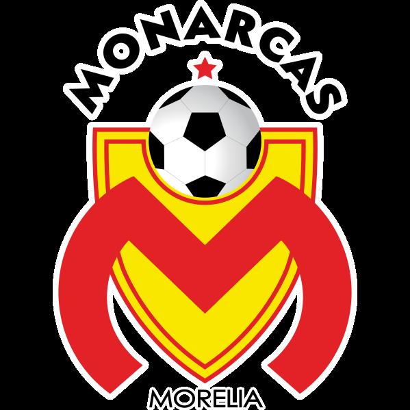 Logo Klub Sepakbola Morelia PNG