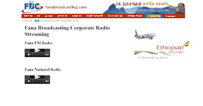 Fana FM 98.1 Live