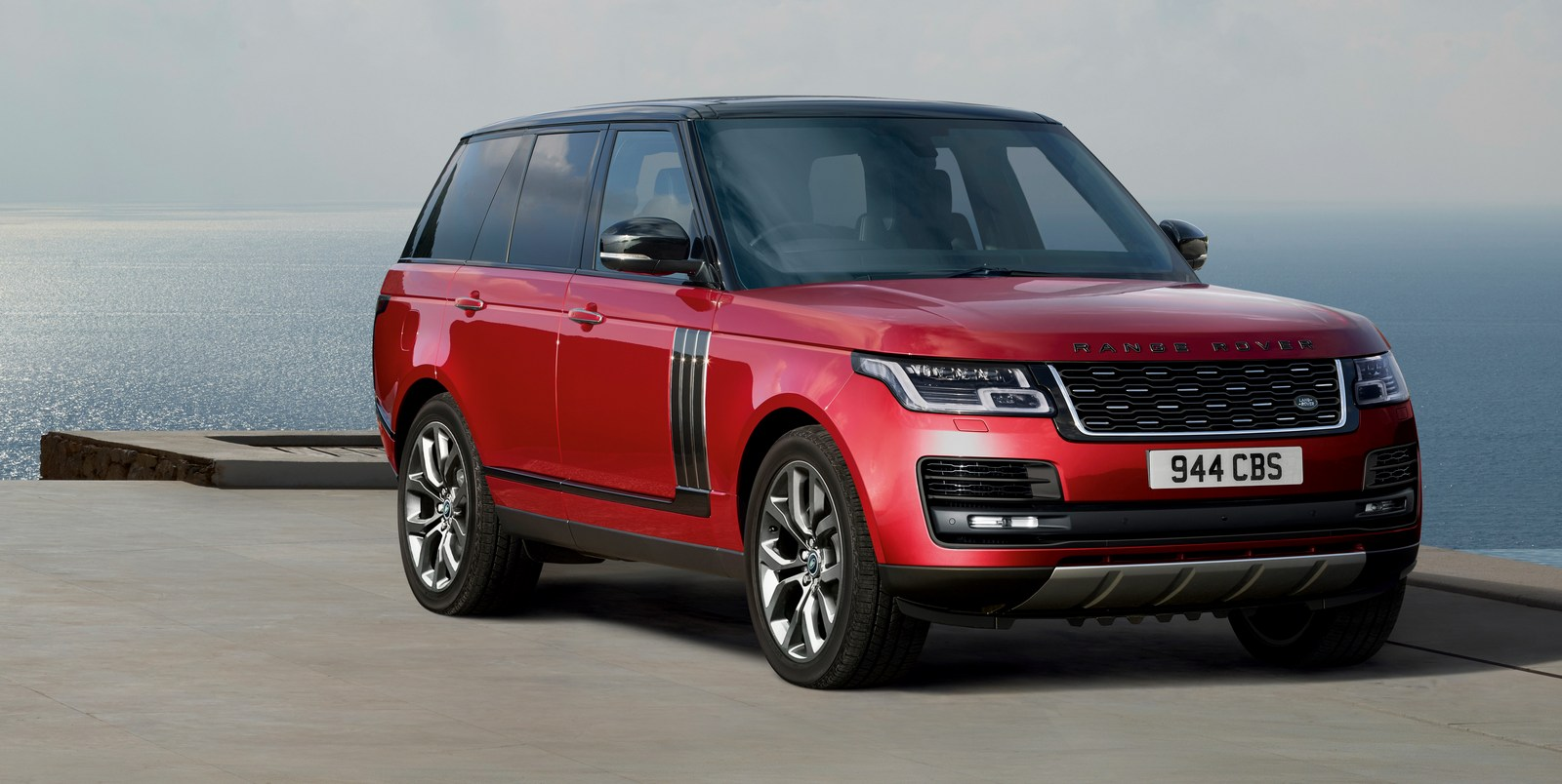 2018 Range Rover Facelift Unveiled With New Plug In Hybrid