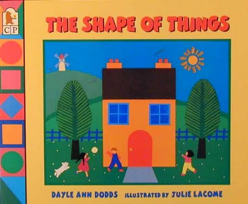 Brown Rabbit's Shape Book