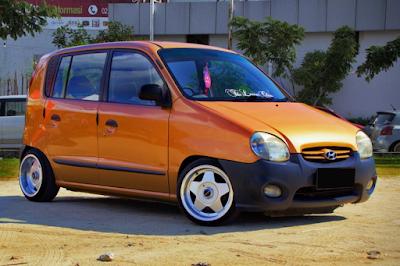 Hyundai Atoz Modifikasi