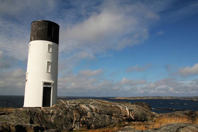 Ursholmen Kosterhavet Strömstad Länsi-Ruotsi Bohuslän