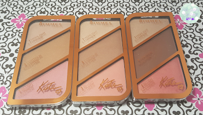 Rimmel Sculpting and Highlighting Kit by Kate Moss | Kat Stays Polished