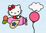 Hello Kitty Fly