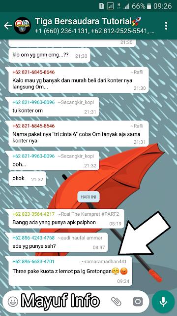 Cara Membuat Quote Di Whatsapp Untuk Mengutip Percakapan