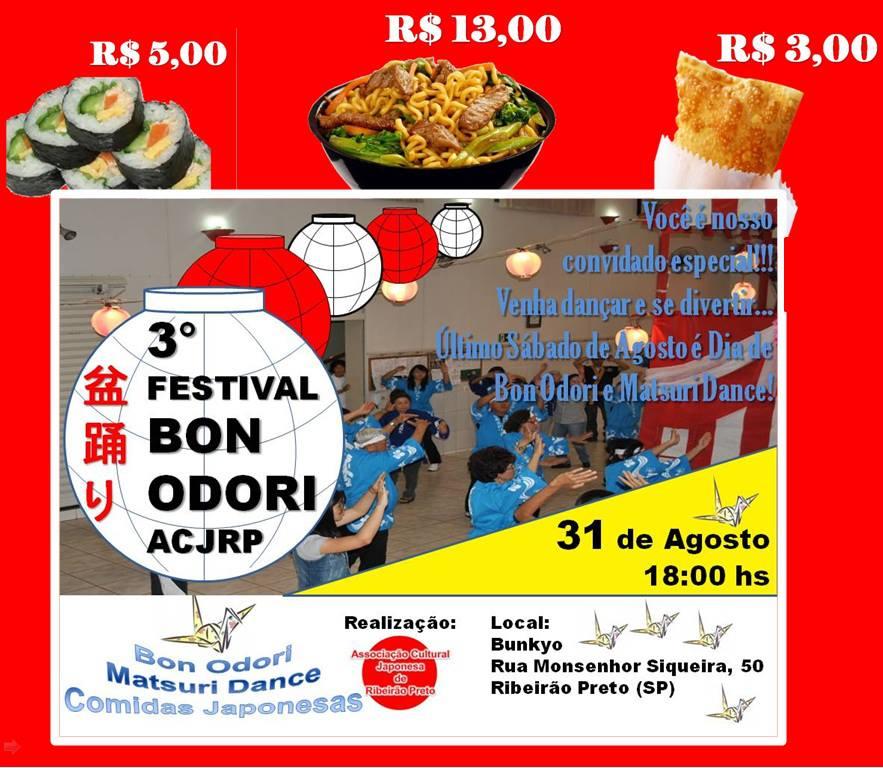 3ad4a545cd 03º Festival Bon Odori de Ribeirão Preto