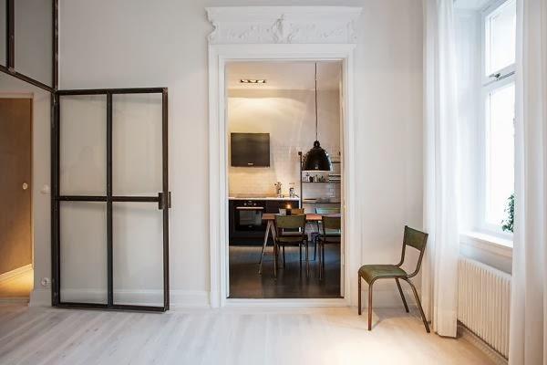 Un appartamento dal carattere maschile blog di for Appartamento design interni
