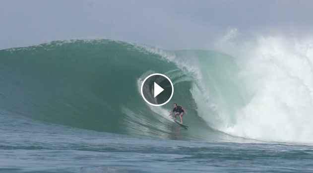 Swell Abril 2018 Mentawai