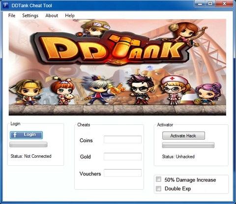 DDTANK COINS CHEATS HACK GENERATOR 2013