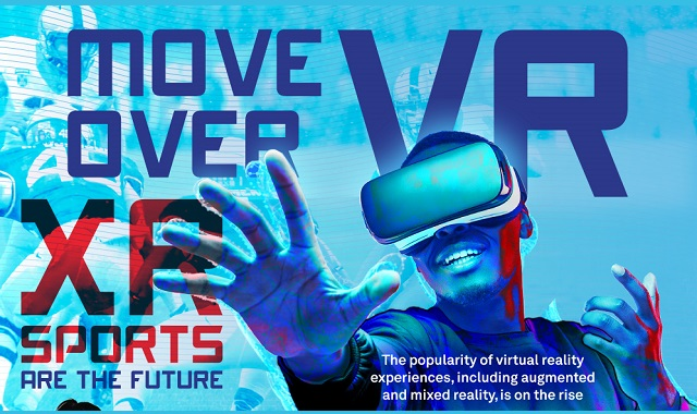 Can Extended Reality (XR) be the future of sports?