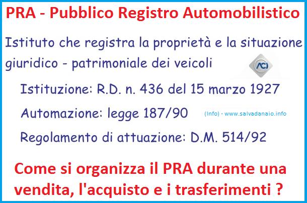 Come fare per richiedere una formalità PRA con codice digitale CDPD