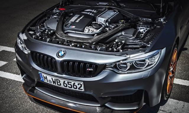 BMW M4 GTS Specs
