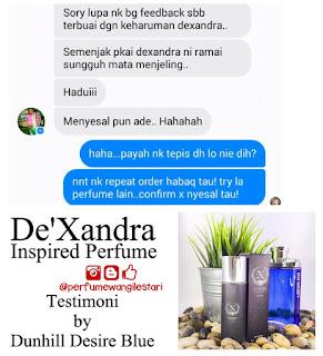 Testimoni Dexandra Menjeling Awek,Perfume Dexandra,Dexandra