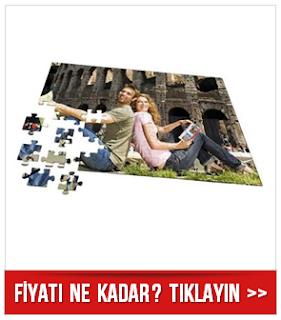 resimli puzzle hediyesi