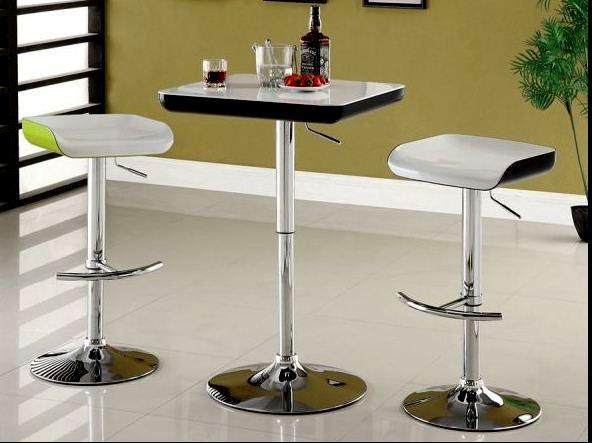 Barhocker Mit Tisch
