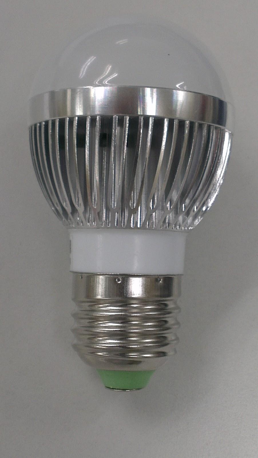 Construction Light Bulb