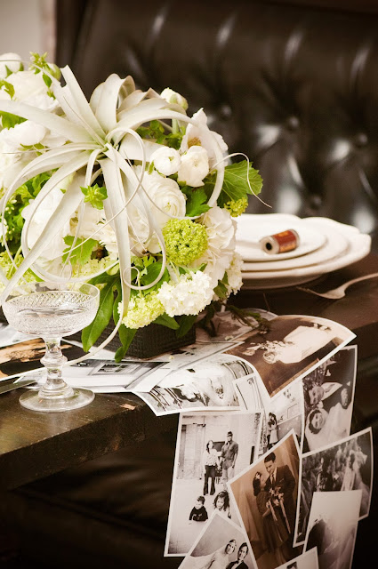 Black And White Urban Loft Wedding Heavenly Blooms