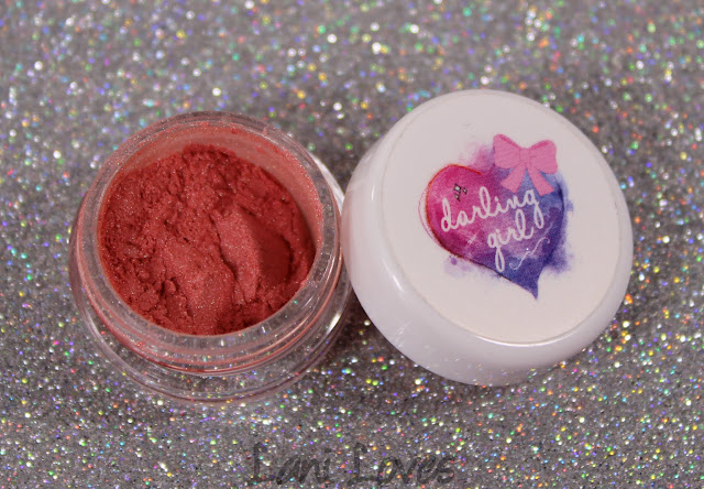Darling Girl Inner Glow Blush - Love's True Kiss Swatches & Review