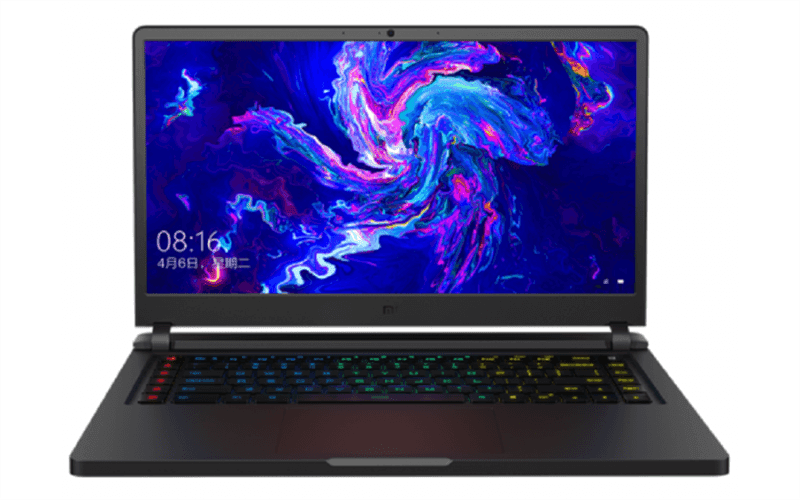 Xiaomi announces Mi Gaming Laptop with Nvidia GTX 1060 Ti