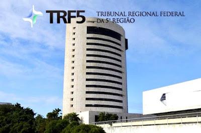 TRF-5 anuncia concurso com vagas na Paraíba
