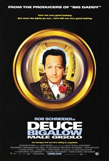 Deuce Bigalow - Male Gigolo 1999 Dual Audio Movie Download