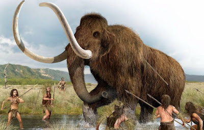 Mammoth - animals beginning with letter M