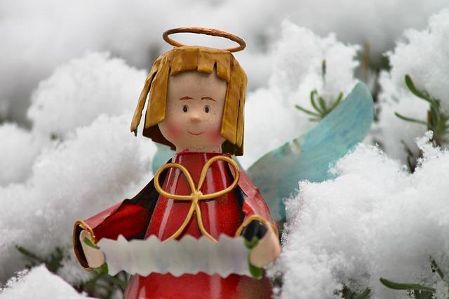 angeles-en-el-nacimiento-de-jesus