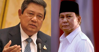 WOW! Prabowo-SBY Segera Bertemu Bahas Perkoalisian Pilpres 2019