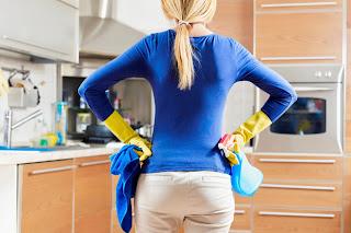 Cara Cepat Diet Alami Hanya Dengan Beres-Beres Rumah