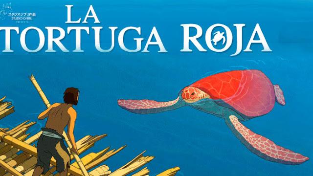 La tortuga roja (1/1) (1.2GB) (HDL) (Sub Español) (Mega)