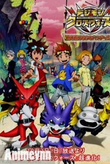 Cuộc Phiêu Lưu Của Những Con Thú Phần 7 - Digimon Xros Wars 2013 Poster