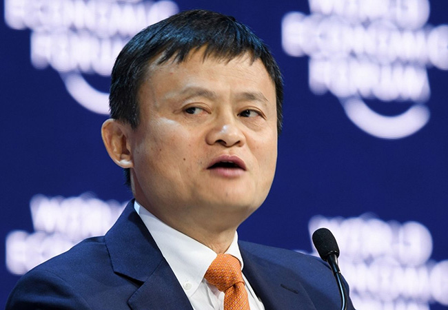 Tinuku Alibaba denies charismatic Jack Ma to step down