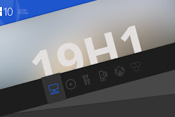 Free Download Windows 10 19H1 Build for PC Laptops