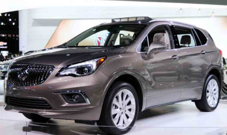 2018 Buick Envision Release Date, Price, Specs