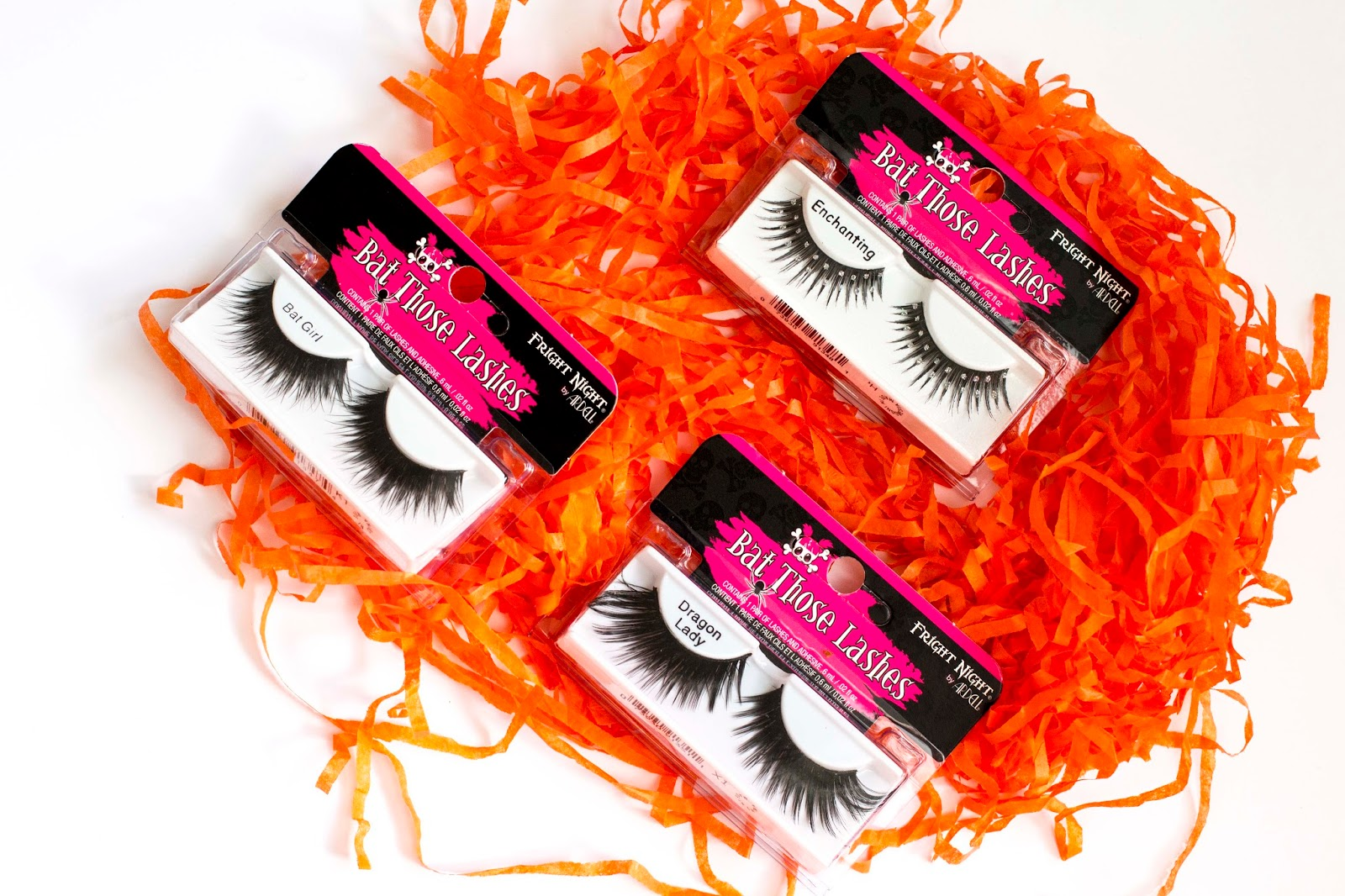 Ardell Have Created Three Beautiful Sets Of Lashes Especially For Halloween The Collection Is Cleverly Named Bat Those Lashes And Three Completely