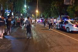 Balap Liar di Jalan R. Soeprapto Dibubarkan