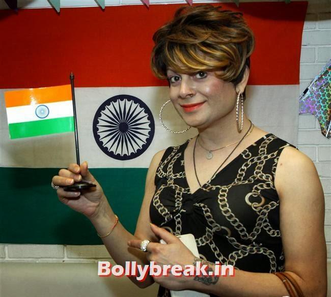 Bobby Darling, BGrade Movie Actresses Celebrate Republic Day at Peninsula Grand