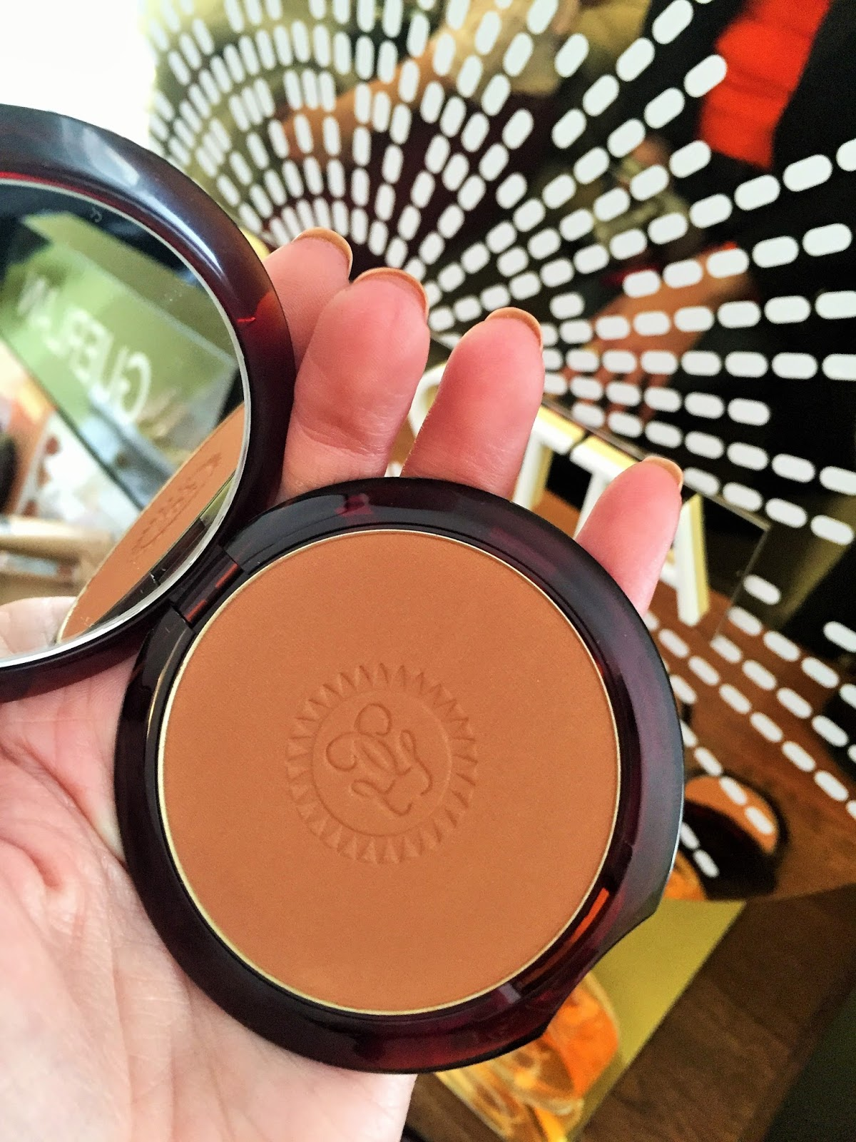 Debenhams Beauty Press Day - SS16 24 - Guerlain Terracotta Bronzer in 05