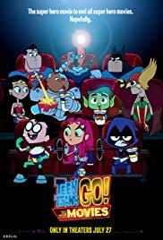 Watch Teen Titans Go! To the Movies Online Free 2018 Putlocker