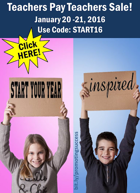 Promoting Success Teachers Pay Teachers Promo Code
