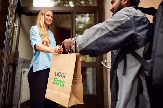 Uber Eats chega a Ceilândia como a melhor alternativa para entrega de comida em casa