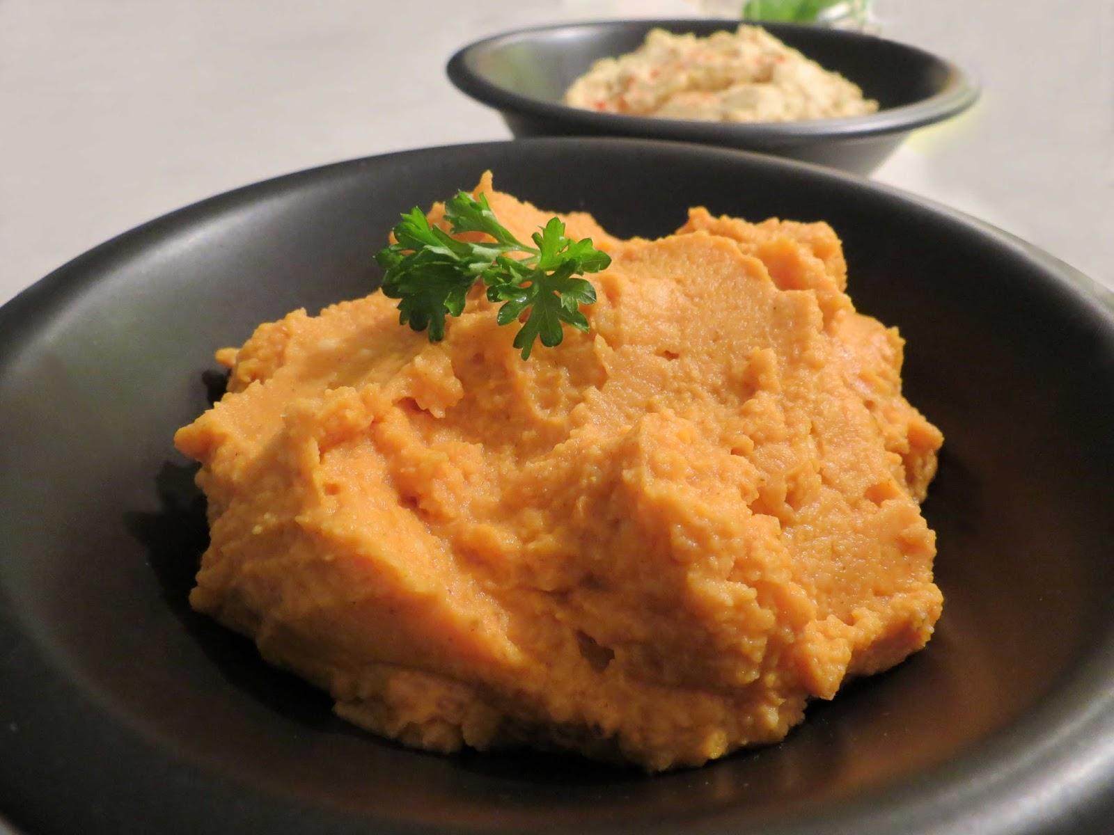 yam hummus recipe