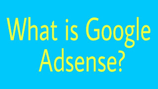 What is the Google Adsanse?