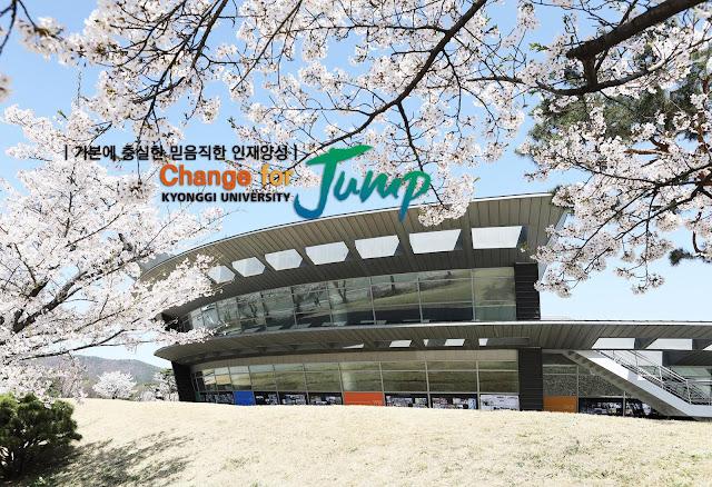 Trường đại học Kyonggi Hàn Quốc (경기대학교)