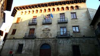 Ayuntamiento de Sos del Rey Católico.