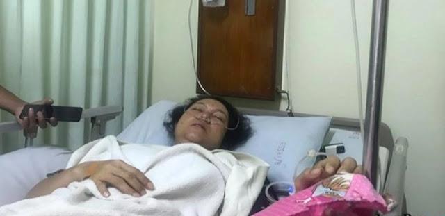 Ibu Bhayangkari Terkapar Dihajar Istri Pak Kapolres, Terpaksa Dipasangi Slang Oksigen