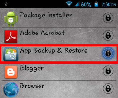 Locked App