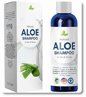 Honeydew Products Aloe Vera Shampoo with Sunflower and Keratin