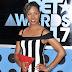 MC Lyte no BET Awards no Microsoft Theater em Los Angeles – 25/06/2017 x5